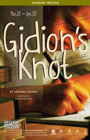 Seattle Public Theater to Present GIDION'S KNOT