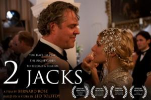 Sienna Miller Stars in 2 JACKS Coming to Theaters 10/18