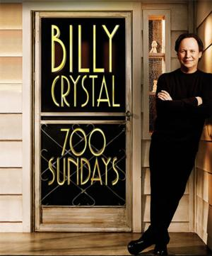 Billy Crystal's 700 SUNDAYS to Premiere this April on HBO