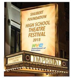 Alex Sharp Will Host Shubert Foundation's First High School Theatre Festival