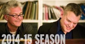 New York Festival of Song Announces 2014-15 Season - ART SONG ON THE COUCH, HARLEM RENAISSANCE and More