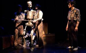 BWW Reviews: THE WOODSMAN Ventures Into Enchanting Visual Storytelling in the Land of Oz