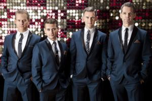 BWW Interviews: Daniel Reichard Previews THE MIDTOWN MEN'S Debut Performance in Providence