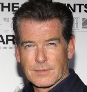 Pierce Brosnan to Appear on CBS SUNDAY MORNING WITH CHARLES OSGOOD, 8/10