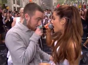 Ariana Grande Leads Guests on TODAY SHOW 8/25-29