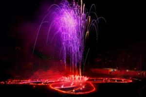 Brooklyn Museum and Prospect Park Alliance Present Judy Chicago's Fireworks Performance Piece, A BUTTERFLY FOR BROOKLYN, Tonight
