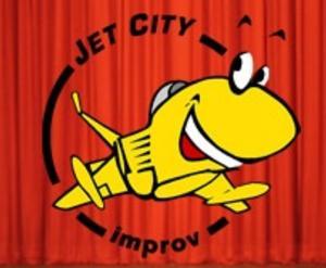 Jet City Improv Presents WISE GUYS, Now thru 8/22
