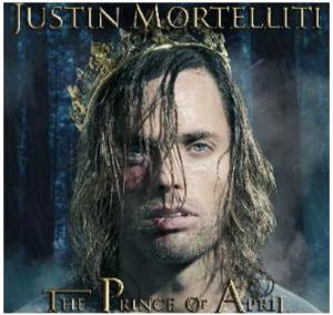 Stage Star Justin Mortelliti to Release THE PRINCE OF APRIL Next Month; 'My Silver' Video Out Now