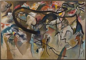 BWW Reviews: Kandinsky Headlines an Interdisciplinary Showcase with BLAUE REITER TO THE BAUHAUS