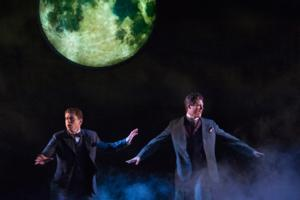 BWW Reviews: Arena Stage's Witty BASKERVILLE is a Thoroughly Enjoyable Whodunit