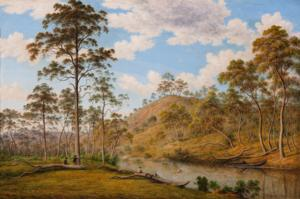 Art Gallery of South Australia Receives $3.5m John Glover painting