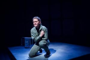 BWW Reviews: CoHo Productions' GROUNDED Is a Forceful Reminder of Why Theatre Is Important