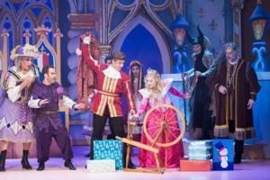 SLEEPING BEAUTY AND HER WINTER KNIGHT Adds 1/2 Performance at Pasadena Playhouse