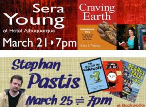 This Week at Bookworks Includes Sera Young, Stephan Pastis and More