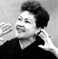 THEATER TALK Remembers Ethel Merman, 10/12-15