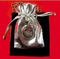Great Ideas Group Inc Announces Exclusive Just About Love Silvertone Pendant