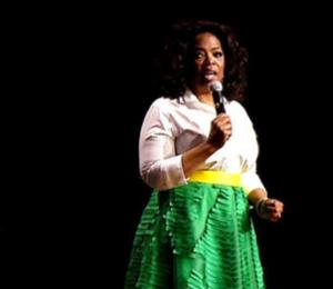 The OPRAH WINFREY Arena Tour is Coming to a City Near You!