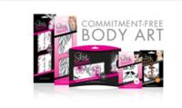 Show Off Your Style with Skin Couture Body Art