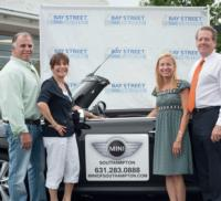 Bay Street's Car or Cash Raffle Winner Announced