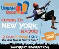 Great Urban Race NYC Slated for This Weekend