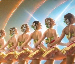 The Rockettes to Star in HEART AND LIGHTS Limited Engagement at Radio City Music Hall; Previews to Begin March 27, 2014