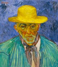 Van Gogh's PORTRAIT OF A PEASANT on Loan at The Frick, 10/30-1/20