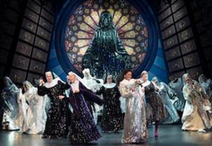 SISTER ACT National Tour Comes to Community Center Theater, Now thru 4/13
