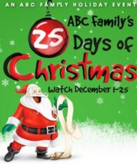 ABC Family to Present 'Countdown to 25 Days of Christmas' Beg. 11/18