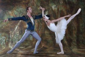 Cape Town City Ballet to Present SWAN LAKE, 5-20 April