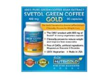 NutriGold Green Coffee Bean Extract Aid for Weight Loss
