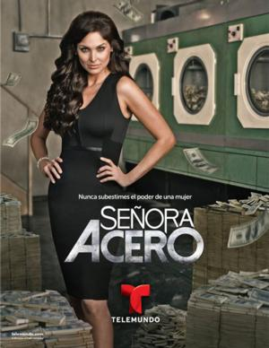 Telemundo Begins Production on SEÑORA ACERO