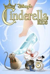 Granada and Family Theatre at The Grove Present CINDERELLA KIDS, Now thru 8/19