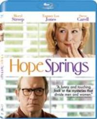 Sony Pictures Releases HOPE SPRINGS on Blu-Ray and DVD, 12/4