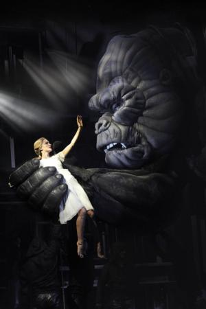 Mega-Musical KING KONG Delays Broadway Run