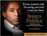 Louisville's Frazier History Museum Hosts SPIRITS OF THE PASSAGE Exhibition thru 6/16