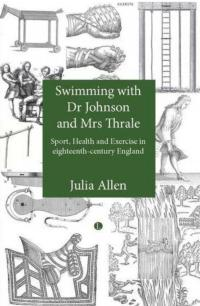Julia Allen Pens SWIMMING WITH DR. JOHNSON & MRS. THRALE