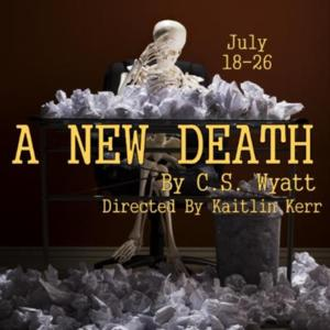 Throughline Theatre Launches World Premiere of Playfully Dark Comedy by Local Playwright, Now thru 7/26
