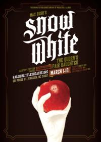 Max Bush's SNOW WHITE Set for Raleigh Little Theatre, 3/1-10