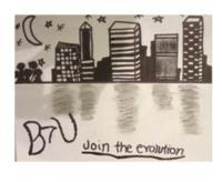 B>U Tee Shirt Company Announces BGreaterThanU.com Tee Shirt Design Contest