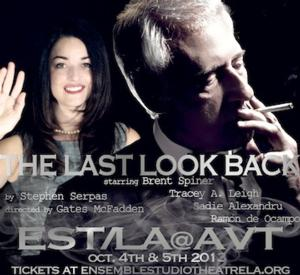 Ensemble Studio Theatre/LA to Present World Premiere of THE LAST LOOK BACK, 10/4-5