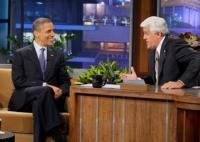 JAY LENO With Guest President Obama Delivers Record Ratings