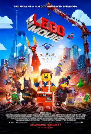 'LEGO MOVIE' Constructs Weekend Box Office Win with $69.1 Million