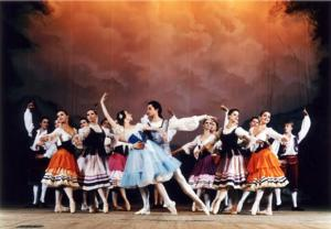 Moscow Festival Ballet Returns to RiverCenter for the Performing Arts With GISELLE Tonight