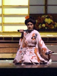 BWW Reviews: MADAMA BUTTERFLY Hits Many of the Right Notes at the McCallum