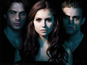 The CW's VAMPIRE DIARIES is No. 1 in Time Slot for Key Demo