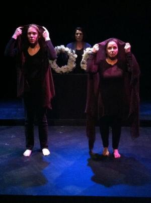 BWW Review: BULLY DANCE Looks for the Light