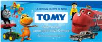 TOMY Brands Highlight Style and Fashion at 2012 ABC Kids Expo
