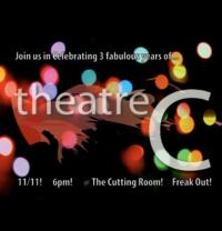 Theatre C's CELEBRATION OF C Set for 11/11