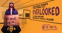 Chance Theater Premieres Brian Nelson's OVERLOOKED Tonight, 9/29