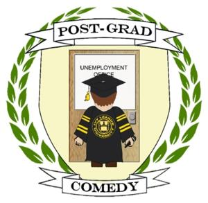 POST-GRAD COMEDY Set for Gotham Comedy Club, 1/31